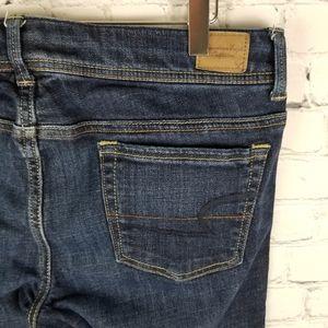 AMERICAN EAGLE   Original Bootcut stretch jeans